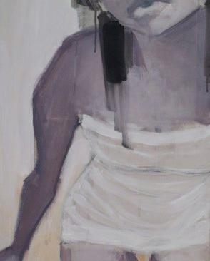 Dolly, cm 80×120 (trittico), acrilico su tela, 2010